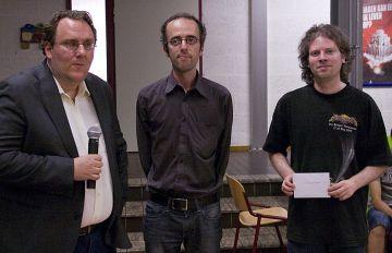Erik van den Doel en Dimitri Reinderman