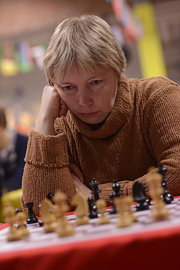 Zware tijden voor Kasparova
