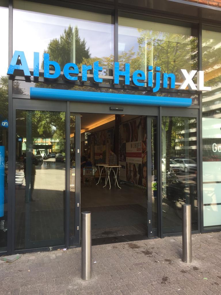 Schaken bij Albert Heijn
