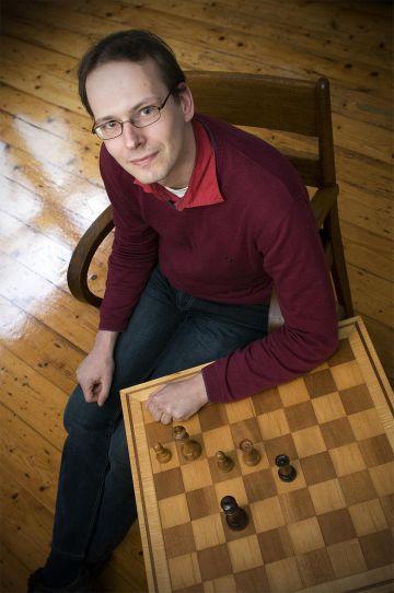 Arno Wiersma - vrijwilliger van het jaar 2008